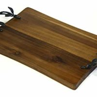 Extra Large Acacia Artisan Cutting Board &  Serving Tray