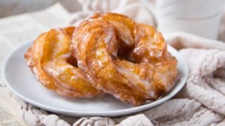 French Cruller Donuts, How to Make French Crullers