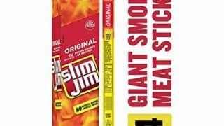 Slim Jim Giant Smoked Meat Stick, Original Flavor, .97 Oz. 24-Count