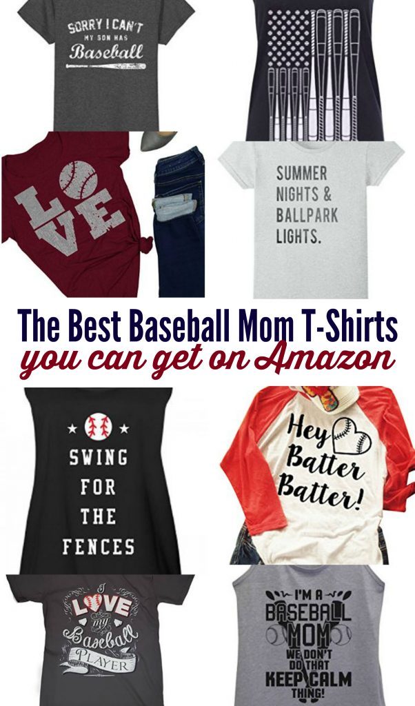 be04e3e84 The Best Baseball Mom T-Shirts You Can Get on Amazon - A Grande Life