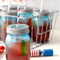 Firecracker Punch recipe: Fruity Fizzy Punch with a Bang!