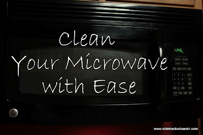 Clean Your Microwave With Ease