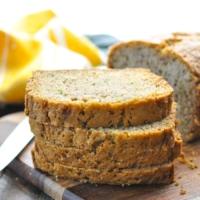Morning Glory Farm Zucchini Bread Recipe