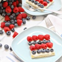 Red, White, and Blue Dessert Bites