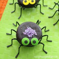 Spider Donuts
