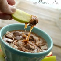 Milky Way Caramel Apple Dip Recipe