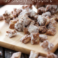 Milky Way Muddy Buddies