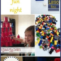 Lego Family Fun Night
