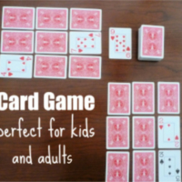 Golf Card Game