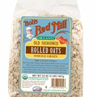 Bob's Red Mill Organic Old-Fashioned Rolled Oats
