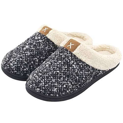 Women's Cozy Memory Foam Slippers