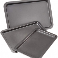 3-Piece Baking Sheet Set