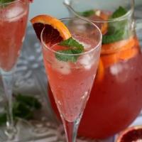 Delicious Blood Orange Mimosa Recipe