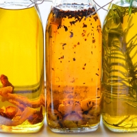 Homemade Infused Olive Oils