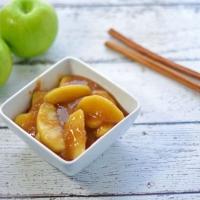 Homemade Fried Apples Recipe