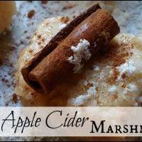 Wassail Apple Cider Marshmallows