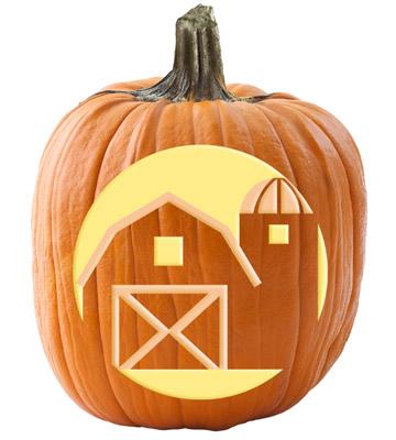 10 Midwest Pumpkin Stencils