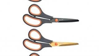 8 Inch Soft Comfort-Grip Scissors
