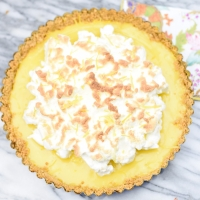 Meyer Lemon Meringue Tart Is Delicious