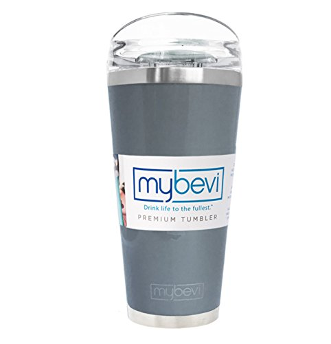 MyBevi Classic Stainless Steel Premium Grade Insulated Travel Tumbler