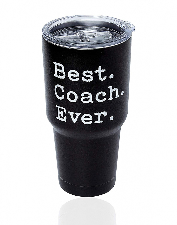 Best Coach Ever Tumbler