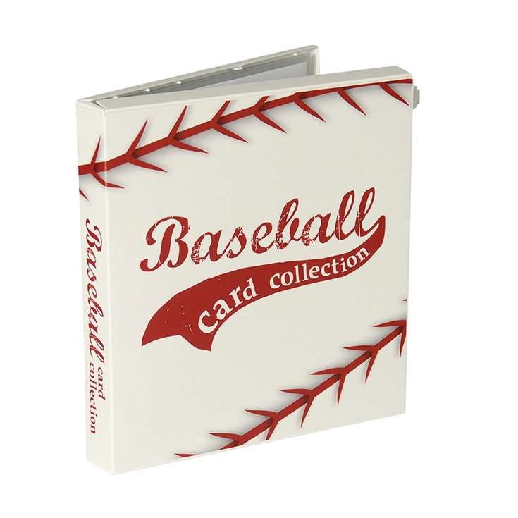 Baseball Trading Card Collection Binder