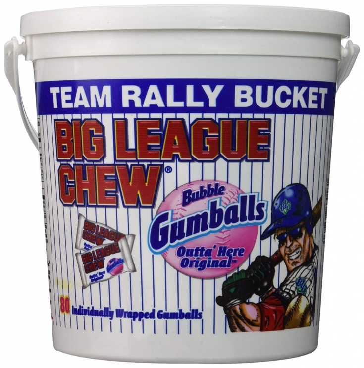 Big League Chew Rally Bucket