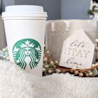 Starbucks Medicine Ball aka Honey Citrus Mint Tea