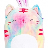 Squishmallows Easter Plush with Bunny Ears