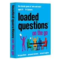 Loaded Questions On The Go Card Game