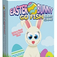 Easter Bunny Go Fish Card Game