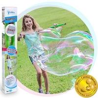 WOWMAZING Giant Bubble Wands Kit