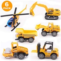Childom Mini Engineering Car Toys