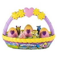 Hatchimals Colleggtibles Basket with 6 Colleggtibles