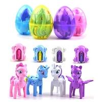 Jumbo Unicorn Easter Eggs
