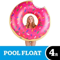 BigMouth Inc Gigantic Donut Pool Float