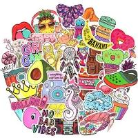 50Pcs VSCO Girl Style Stickers