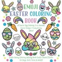 Emoji Easter Coloring Book