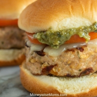 Pesto Turkey Sliders