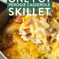 One Pot Perogie Casserole Recipe