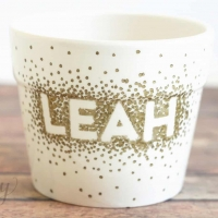 Sharpie Flower Pot Craft in Three Easy Steps!