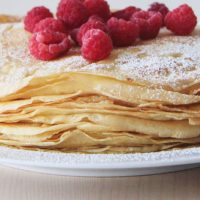 quick and easy crepes