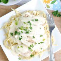 Olive Garden Chicken Alfredo Recipe